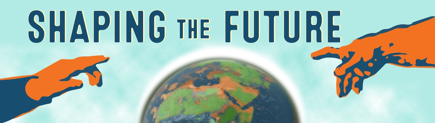 Shaping The Future - Climate Change Podcast - Nick Breeze